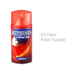 Dıscover Sprey Great