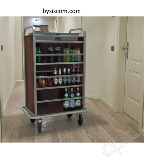 Mini Bar Servis Arabası ÖZEL 1