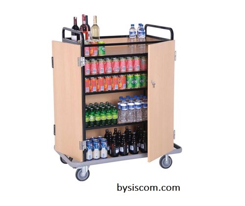 Mini Bar Servis Arabası S10